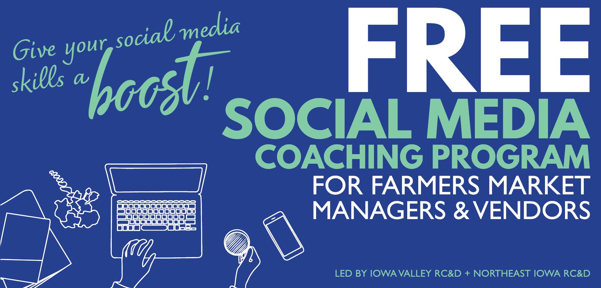 Free Social Media Coaching Program